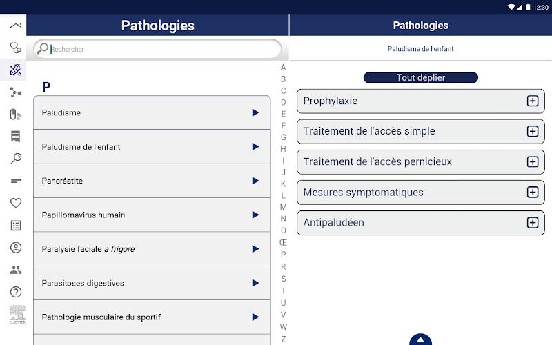 Guide de Thérapeutique Screenshot 11