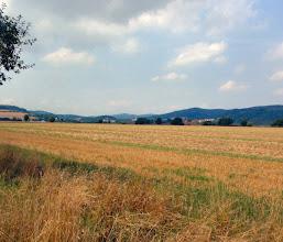 Photo: hier im Weserbergland wird´s erst schön