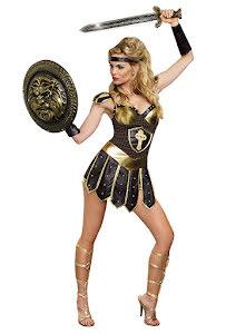 Gladiator, dam