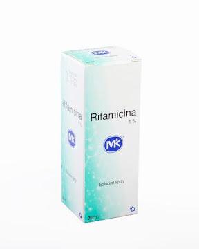Rifamicina MK 1% Spray