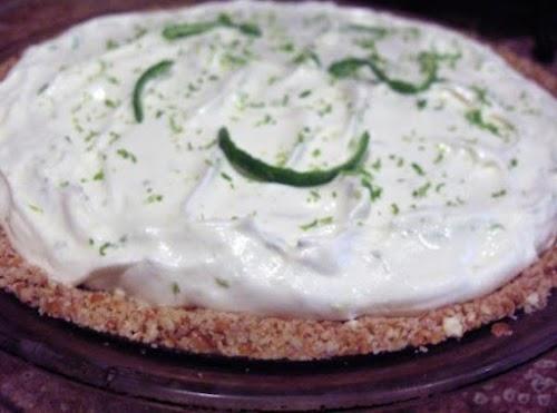 "Margarita Pie ""I made this last night for a Cinco De Mayo..."