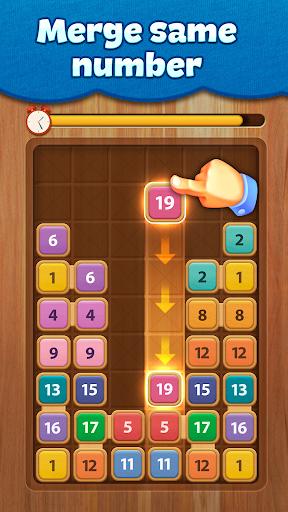 Merge Wood: Block Puzzle 1.6.3 screenshots 2