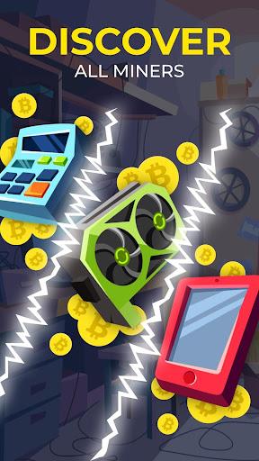 The Crypto Merge - bitcoin mining simulator 1.4 screenshots 3