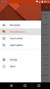 SI Book Tracker - náhled