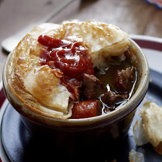 Pork and Beer Pot Pie