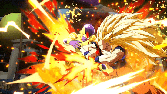 Game Dragon Ball Z Ultra Saiyan: Tourney of warriors APK for Windows Phone