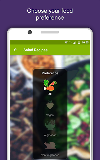 Salad Recipes: Healthy Foods with Nutrition & Tips 2.2.4 screenshots 9