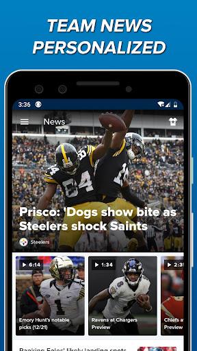 CBS Sports App - Scores, News, Stats & Watch Live 9.9.1 screenshots 7