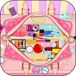 Clean Up My Purse Icon