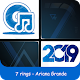 7 rings - Ariana Grande Piano Tiles 2019 for PC-Windows 7,8,10 and Mac