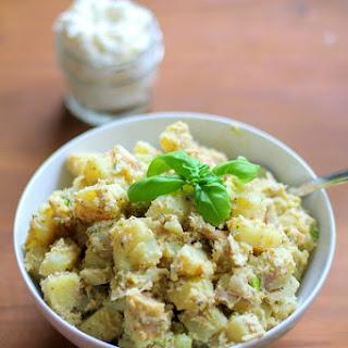 Ricotta Pesto Potato Salad