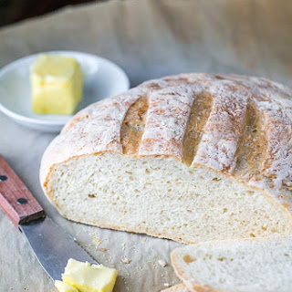 No Knead Artisan Bread Recipe