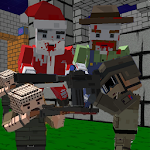 Pixel 3D Warfare Multiplayer Icon