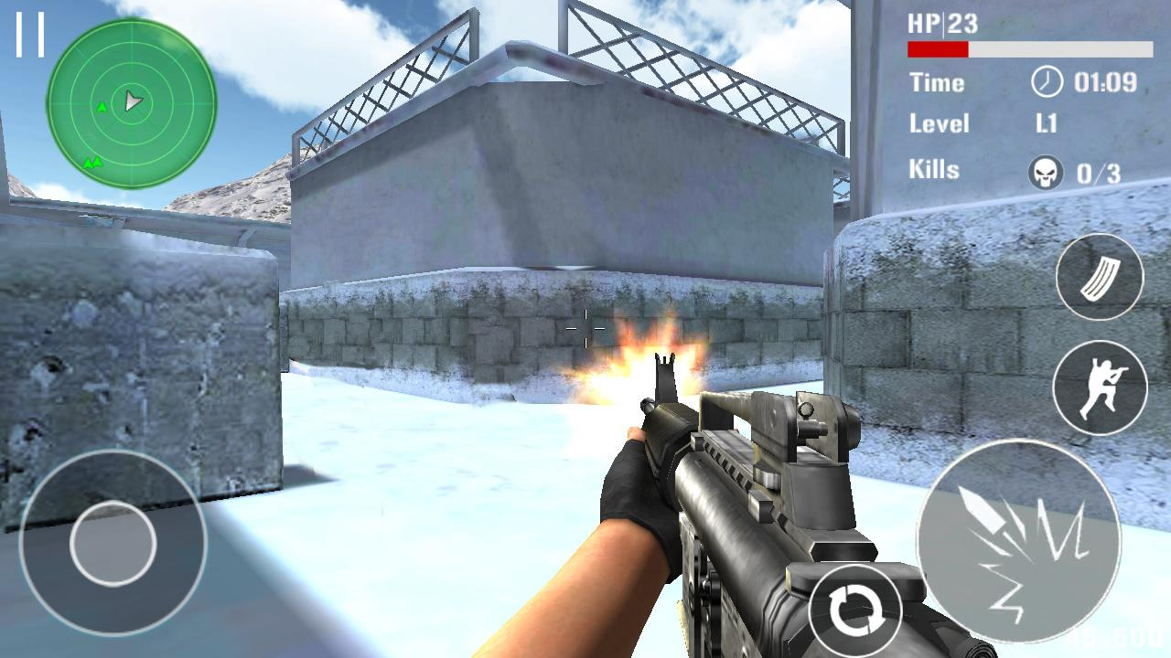 Counter Terrorist Shoot- screenshot