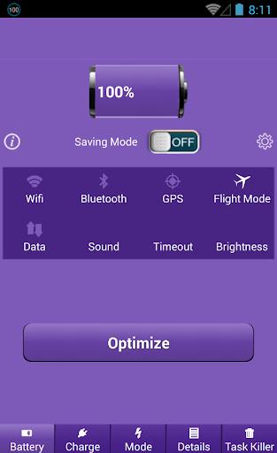 BatCool Battery Saver Free App