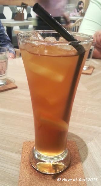house iced tea