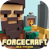 ForgeCraft - Idle Tycoon. Blacksmith Business
