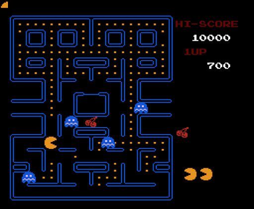 Pac Man - screenshot