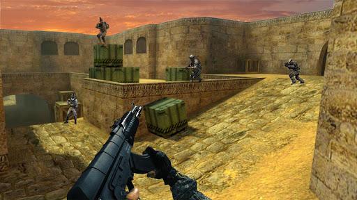 Code Triche FPS Modern Commando Critical Strike 2019 apk mod screenshots 4