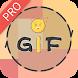 Emoji Gif Maker: funny chat emoticons editor No Ad