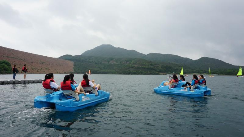 親子露營-創興水上活動中心
