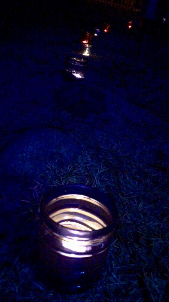 Lumini nella notte di utente cancellato