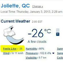 Photo: Hace #frio :) #Invierno #Quebec  #Joliette