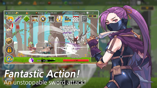 Ego Sword: Idle Sword Clicker filehippodl screenshot 3