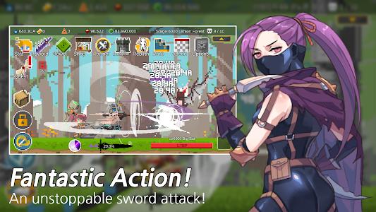 Ego Sword: Idle Sword Clicker 1.22 (Mod Money)