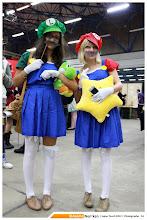 Photo: Les cosplayeurs que nous avons croisé dans les allées de la Japan Touch les 10 et 11 Novembre 2012 !