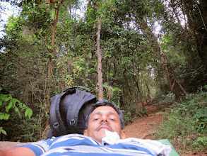 Photo: Bheemana Bande is simply awesome to rest!