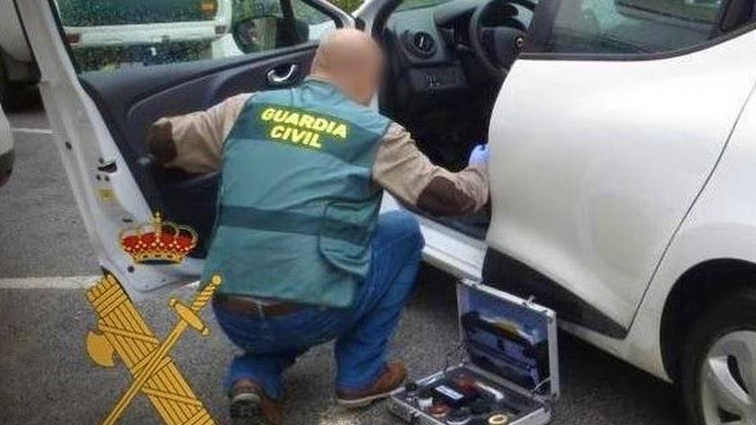 La Guardia Civil esclarece varios robos.