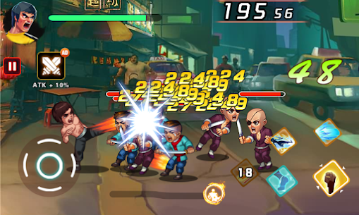 Kung Fu Attack 2 – Fist of Brutal Apk Download For Android and Iphone Mod Apk 5
