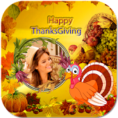 Happy Thanksgiving Photo Frames