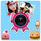 Cute Kawaii Stickers App