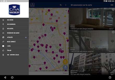 Citya Immobilier- screenshot thumbnail