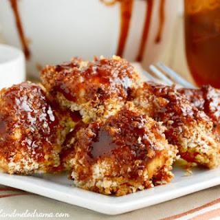 Honey BBQ Chicken Bites