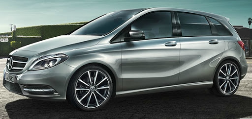 mercedes b class car leasing