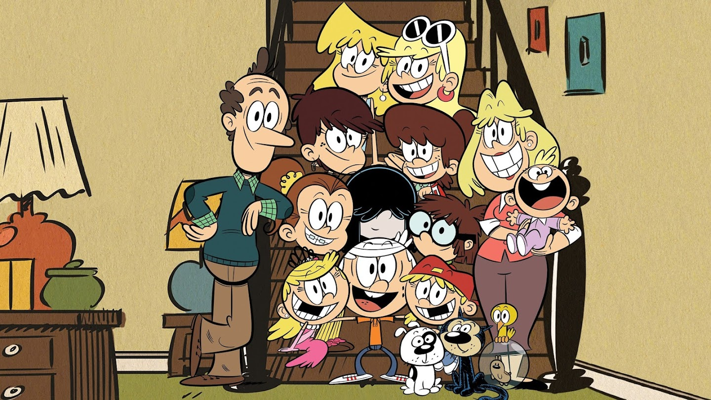 Watch The Loud House live