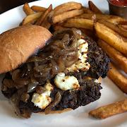 Fungi Burger (vegetarian)