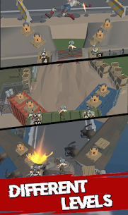 Merge Turrets: Zombies 2.2 APK with Mod + Data 3