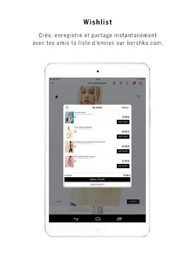 2cef4bb9c6b9 Bershka - Mode et tendances en ligne - Revenue   Download estimates -  Google Play Store - France