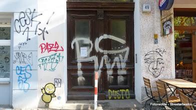 Photo: Paste-Up; EL BOCHO