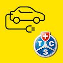 TCS eCharge icon