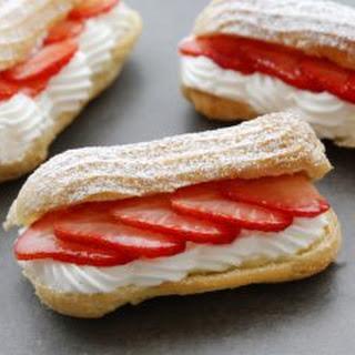 Flourless Strawberry and Mascarpone Pie.