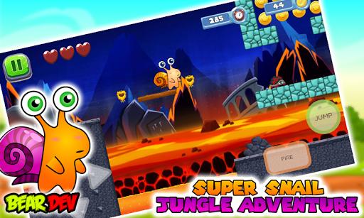Super Snail Jungle Adventure 2.1 screenshots 5