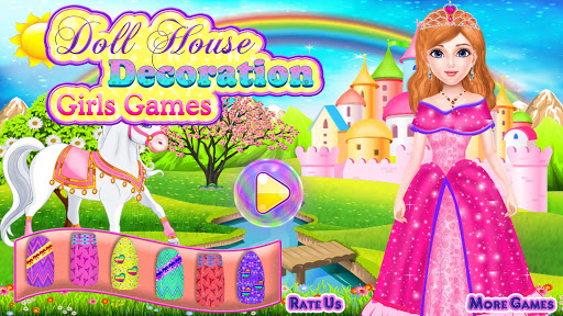 Doll House Decoration Girls Games 1.01.0 screenshots 13