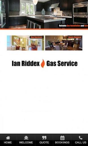 Ian Riddex Gas Service