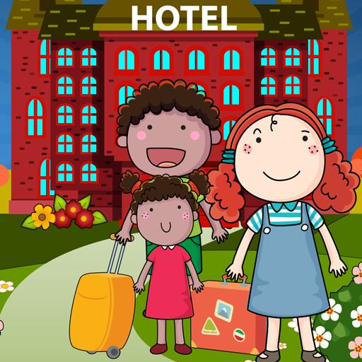 Pretend My Hotel: Luxury Resort Vacation Games