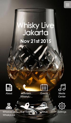 Whisky Live Jakarta